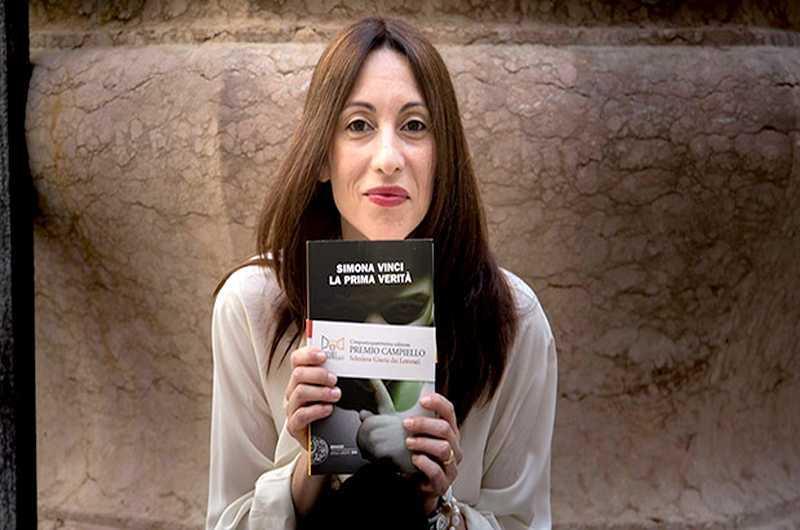 LA PRIMA VERITÀ <br>    <span> Intervista a Simona Vinci </span>  <br> 🔊   Puntata 509