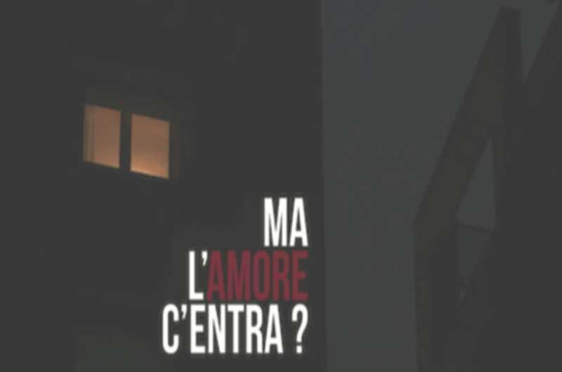MA L'AMORE C'ENTRA? <br>    <span> Il documentario di Elisabetta Lodoli</span>  <br> 🔊   Puntata 527