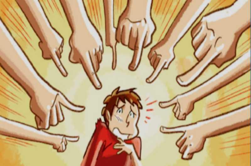 TI DEVI SOLO VERGOGNARE! <br>    <span > La solitudine di chi è vittima di bullismo</span>  <br> 🔊  Puntata 542