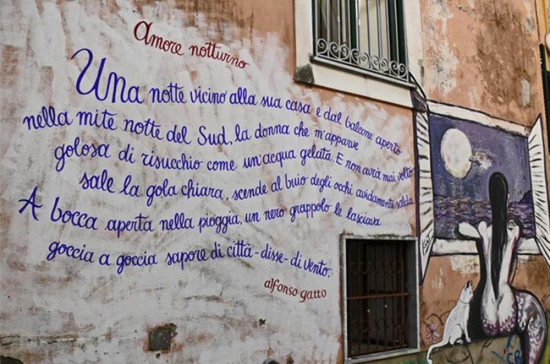 MURI DI VERSI    <br>    <span> Un Festival di socialità poetica a Bologna</span>  <br> 🔊  Puntata 594