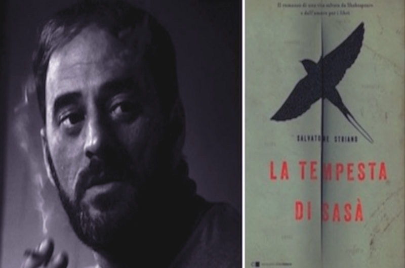 LA TEMPESTA DI SASÀ <br>    <span> Intervista a Salvatore Striano </span>  <br> 🔊   Puntata 455