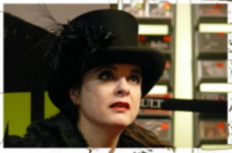 LA PSICHE VISTA DA AMELIE <br>    <span>  Intervista alla scrittrice Amelie Nothomb </span>  <br> 🔊    Puntata 233