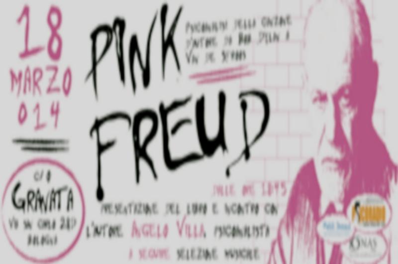PINK FREUD <br>    <span> Psicoradio intervista proprio lo psicanalista Angelo Villa </span>  <br> 🔊   Puntata 327