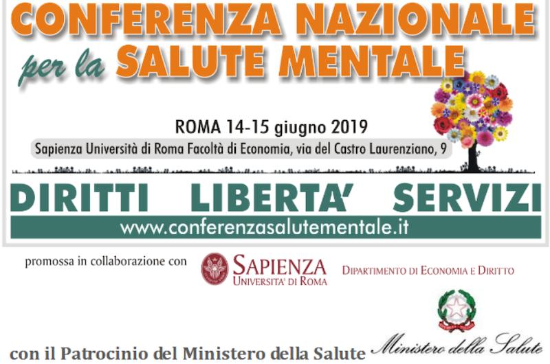 Italia. Come sta la cura della salute mentale?  <br>    <span>  La conferenza nazionale per la salute mentale  </span>  <br> 🔊    Puntata 598
