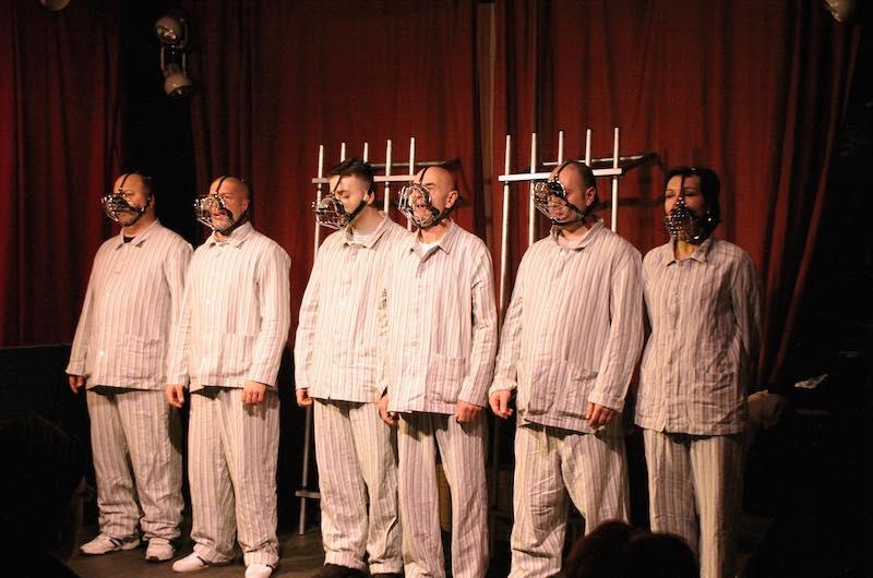 Pitbull <br>    <span>  Uno spettacolo teatrale per non dimenticare chi ha sofferto negli Ospedali Psichiatrici Giudiziari  </span>  <br> 🔊    Puntata 605