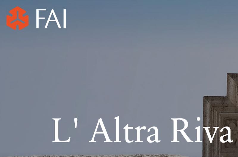 L'ALTRA RIVA <br>    <span>  Incontri FAI  </span>  <br>