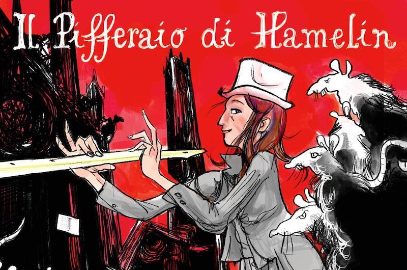 IL PIFFERAIO DI HAMELIN <br>    <span>  Il nuovo spettacolo di Arte e Salute  </span>  <br>
