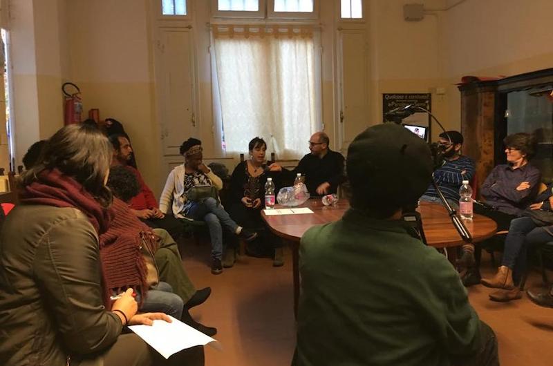PsicoVisite - Delegazione brasiliana in visita