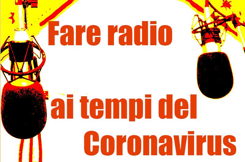 """Coronavirus, Psicoradio racconta la quarantena di chi ha un disagio psichico <br>    <span>  """"Fare radio è un'occasione di socializzazione e comunione importante in questa quarantena""""</span>  <br>"""