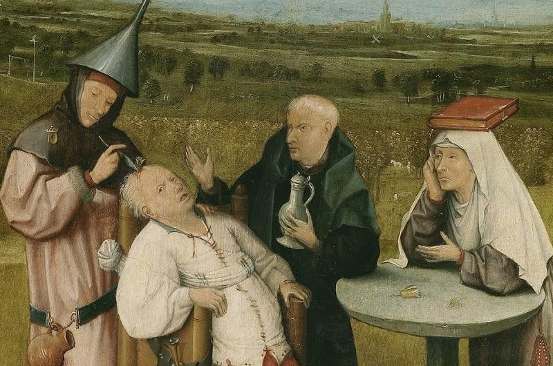 Hieronymus Bosch: la vita è follia, la follia è vita <br>    <span>  la rappresentazione del disagio mentale nell'arte</span>  <br> 🔊    Puntata 653