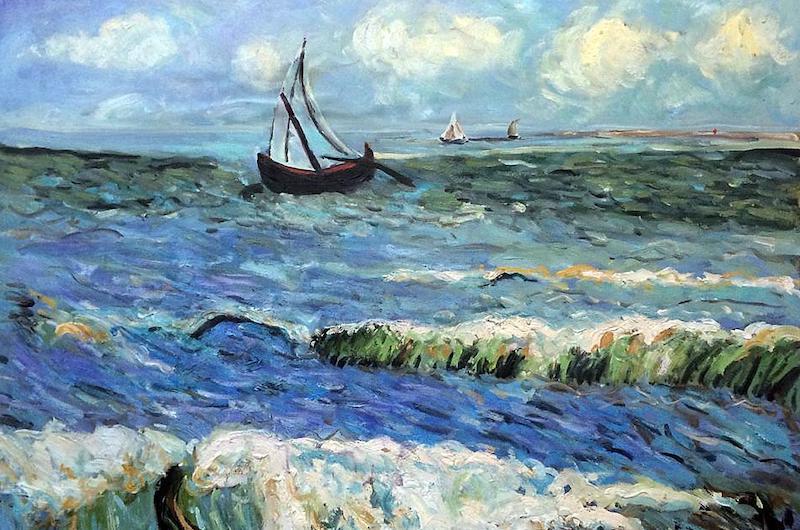 Ritrovarsi sulle onde del mare <br>    <span>  Vacanze alternative</span>  <br> 🔊    Puntata 682