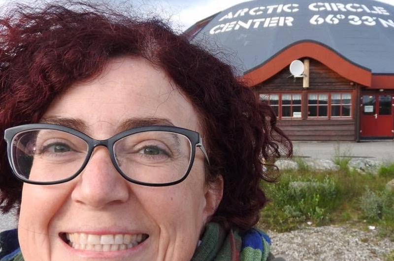 Un viaggio a Capo Nord può cambiare il mondo <br> <span> Intervista a Valeria Alpi, giornalista disabile autrice del libro