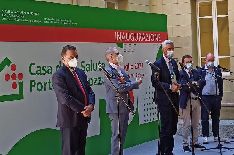 La salute è di Casa <br> <span> Intervista a Mirco Vanelli Coralli, direttore del distretto sociosanitario Ausl di Bologna </span> <br> 🔊 Puntata 755